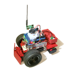 Buggy with 315MHz receiver